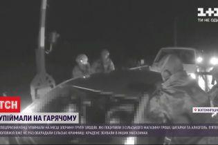 Спецназовцы поймали с поличным группу магазинных воров