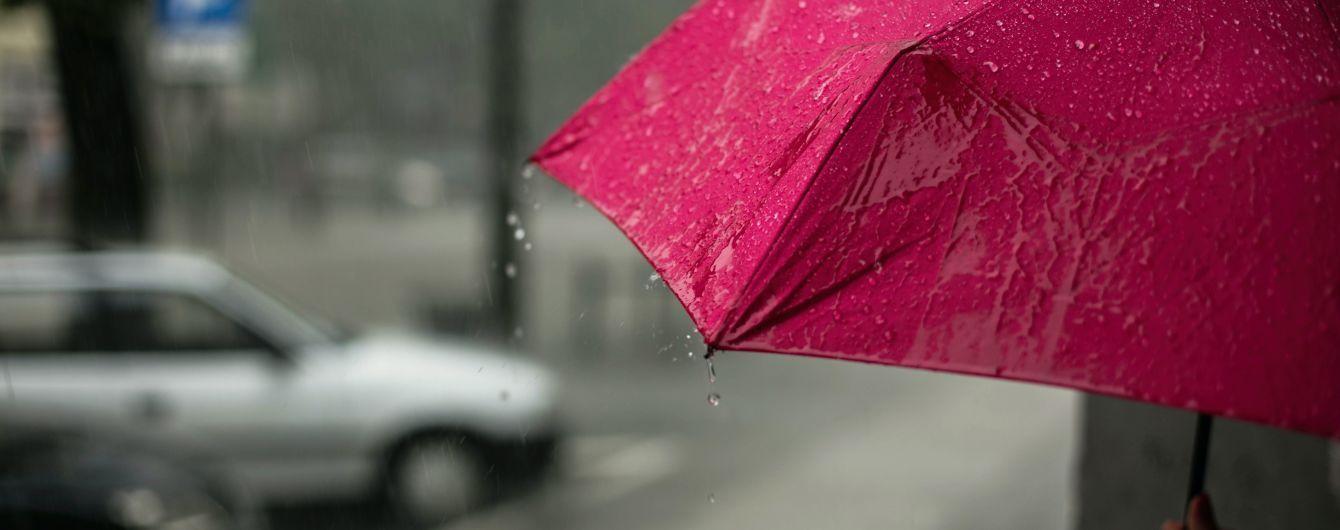 У Києві 17 жовтня сильно погіршиться погода