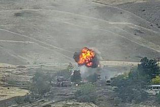 ЄС відреагував на зрив перемир'я в Нагірному Карабасі