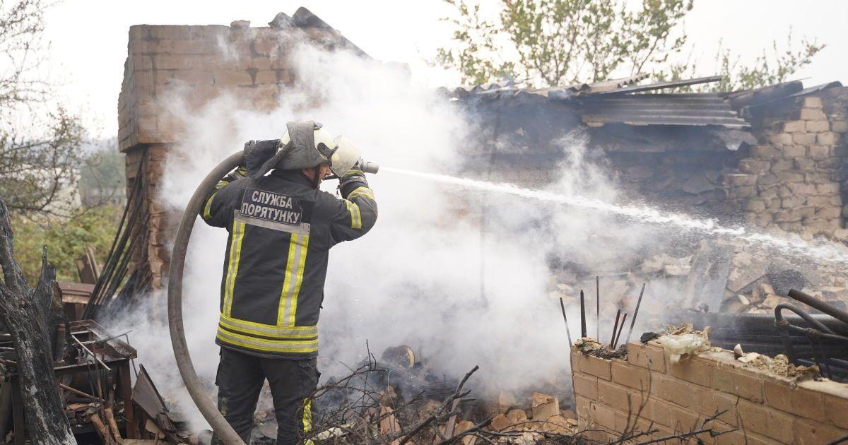 Более полутысячи жителей Луганской области признаны потерпевшими от масштабных пожаров