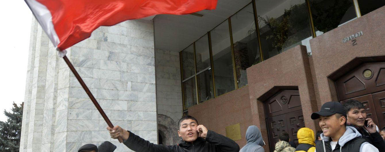 ЦВК Киргизстану назвала умови, за яких призначить повторні парламентській вибори в країні