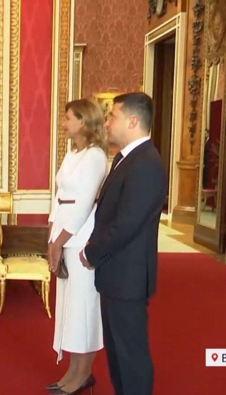 Исторические переговоры: Зеленский встречается с премьером Джонсоном и с принцем Уильямом