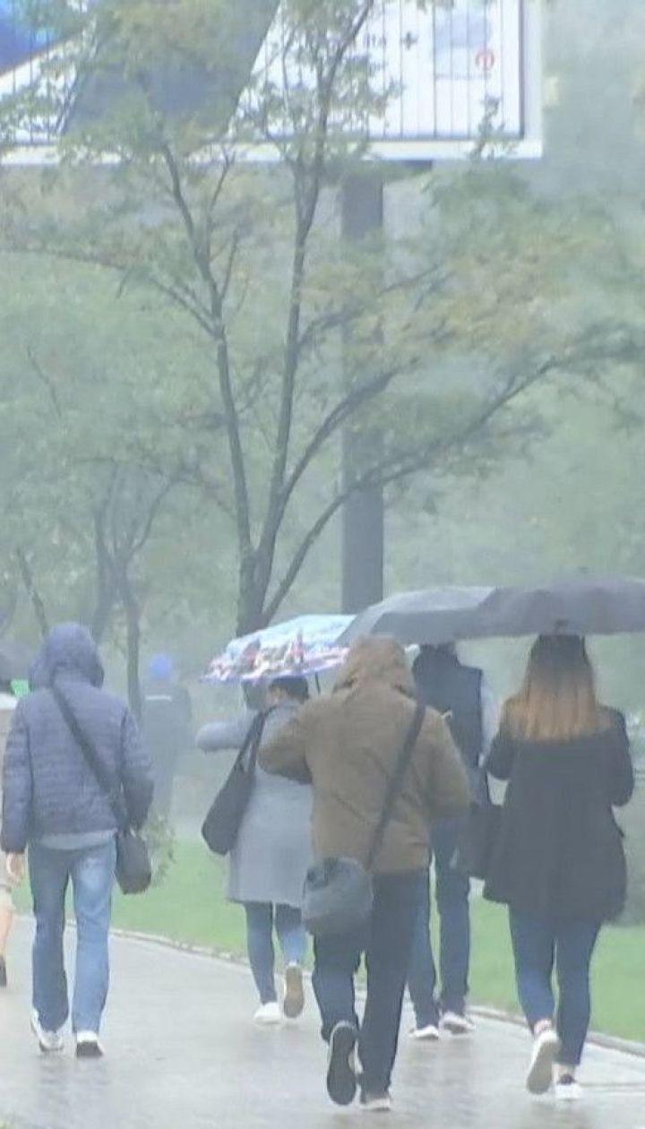 Погодні аномалії: як Київ пережив грім і потужну зливу