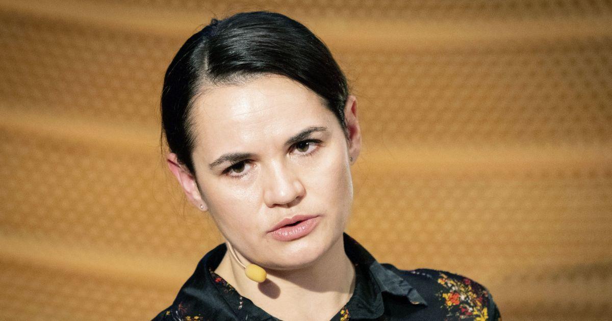 Тихановскую хотят экстрадировать из Литвы в Беларусь