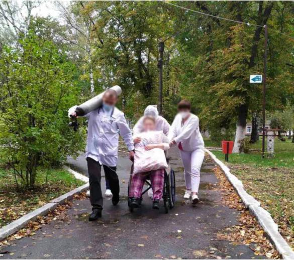 Шепетівка лікарня