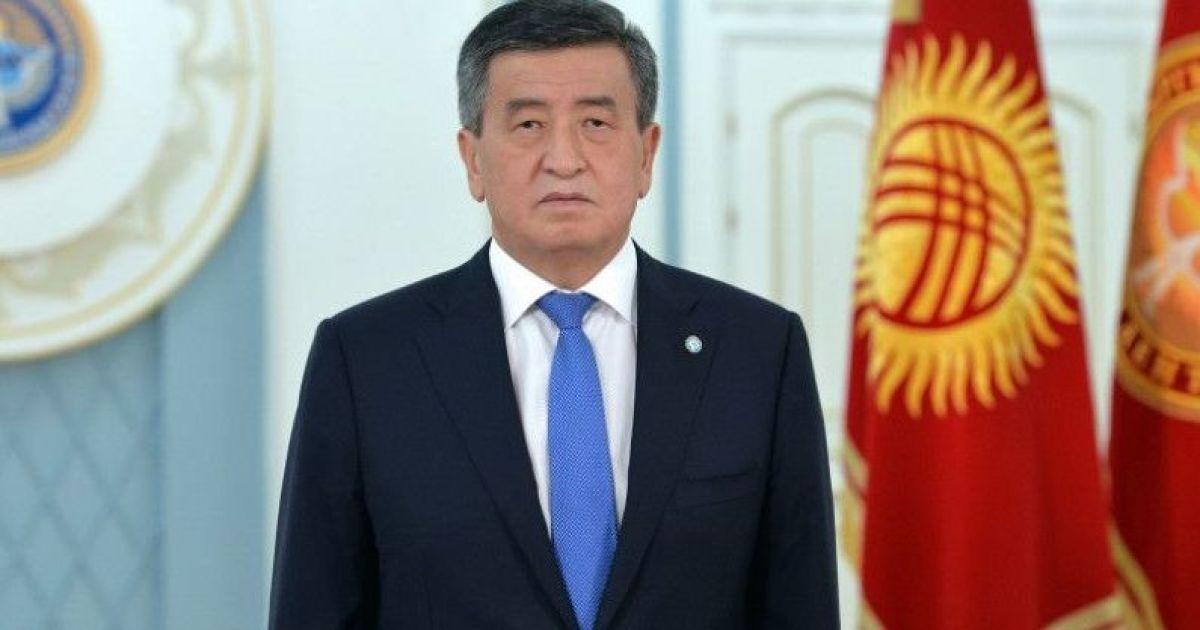 Президенту Кыргызстана могут объявить импичмент: он призвал сохранять спокойствие до результатов расследования
