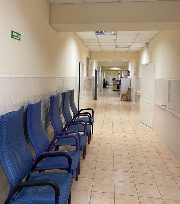 коронавірус, лікарня в Одесі