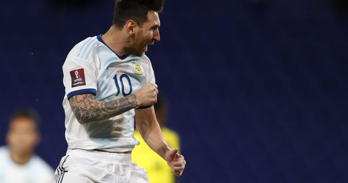 Месси и Суарес забили в отборе на ЧМ-2022 и повторили голевой рекорд Роналдо