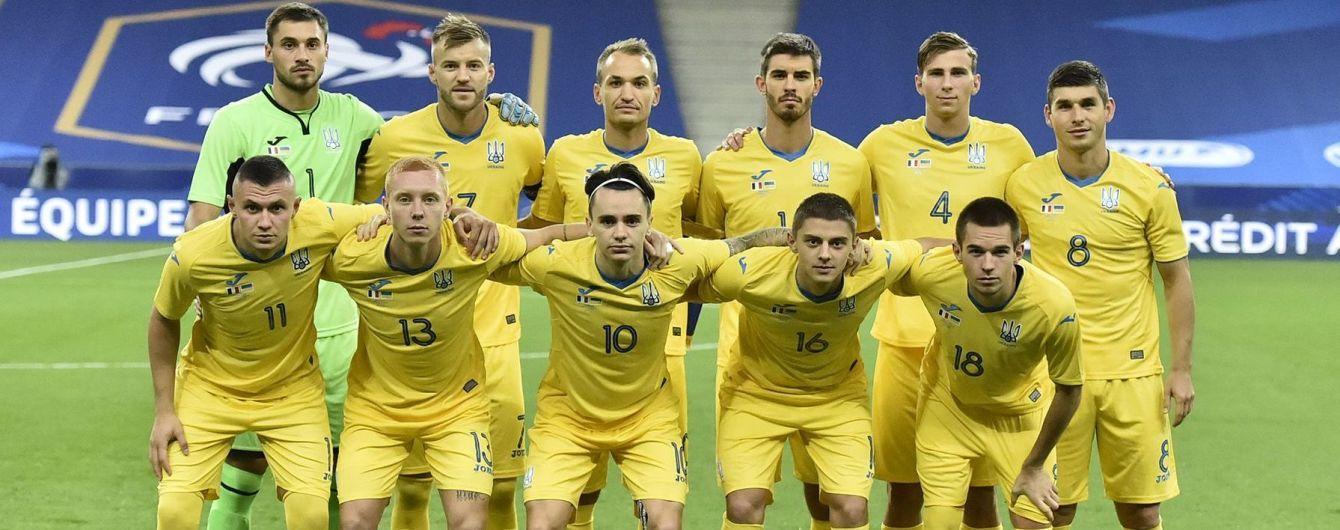Топ-20 все ближе: Украина поднимется на одну позицию в обновленном рейтинге ФИФА