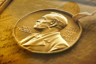 Церемонія вручення Нобелівської премії відбулася онлайн