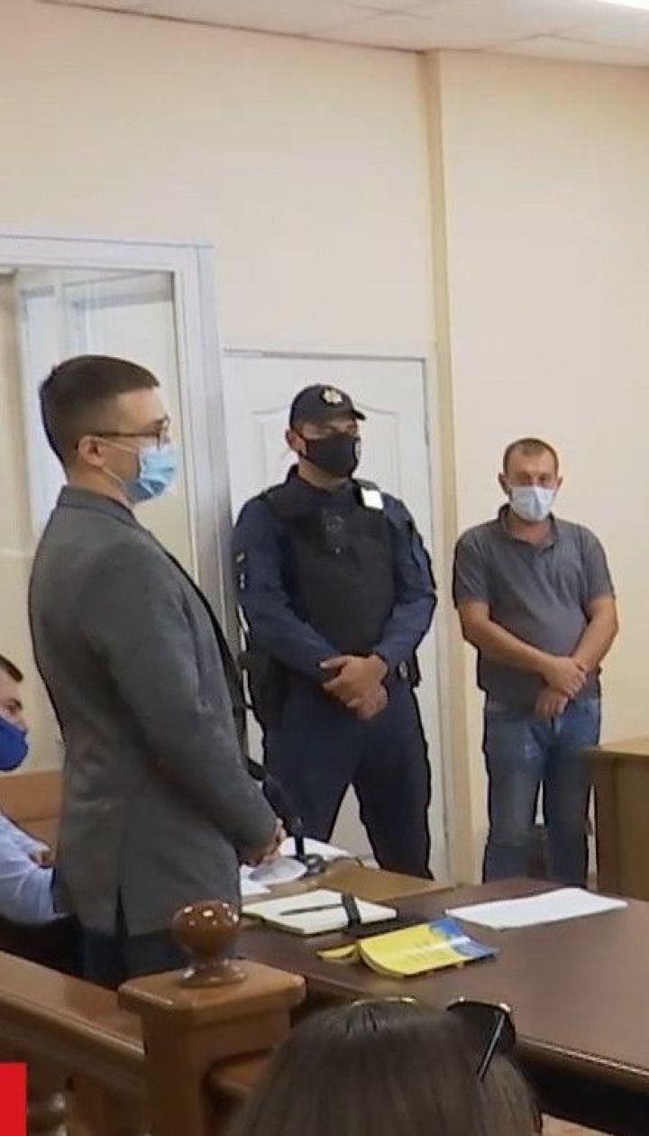Дело Стерненка сдвинулось с места - в районном суде Одессы зачитали акт обвинения