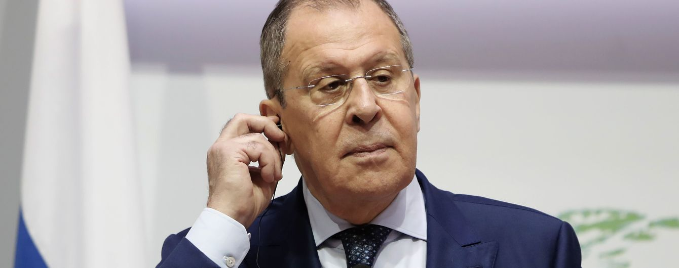 """Лавров звинуватив ЄС у """"манії величі"""" та заявив, що Берлін навряд чи надасть РФ докази у справі Навального"""