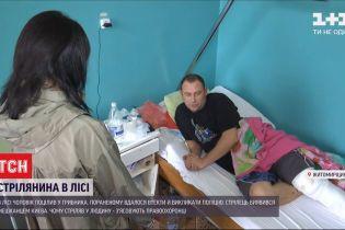 У Житомирській області на чоловіка, який збирав гриби, напав дачник