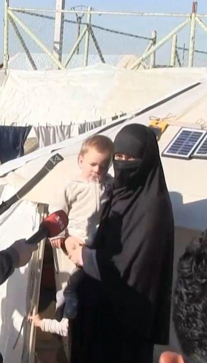 Врятувати українок та їхніх дітей благають родичі застряглих в Сирії родин