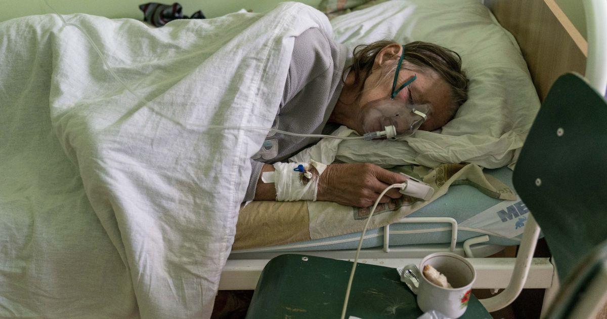 Кабмін виділив понад пів мільярда гривень на медичний кисень для лікарень