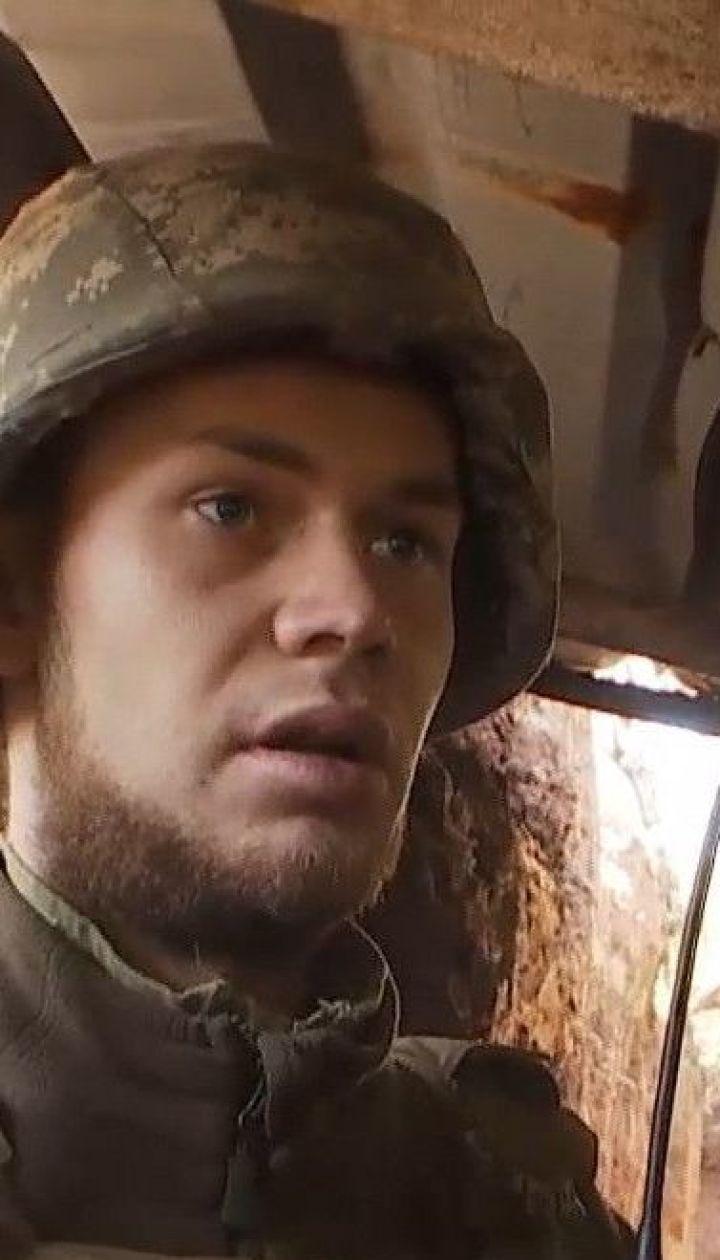 В районе Новолуганского боевики завели на свои позиции снайперские группы