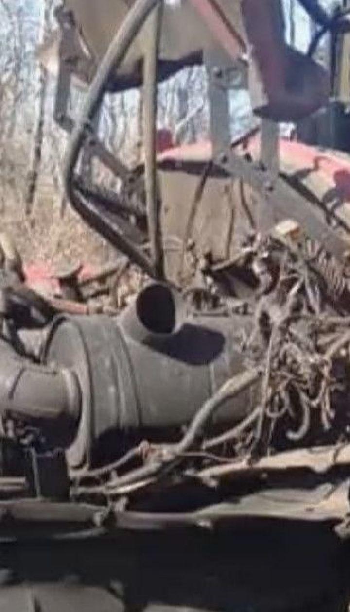 В Луганской области взорвалось пожарное авто - есть пострадавшие