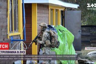 У Житомирській області дачник підстрелив чоловіка, який збирав лісові гриби
