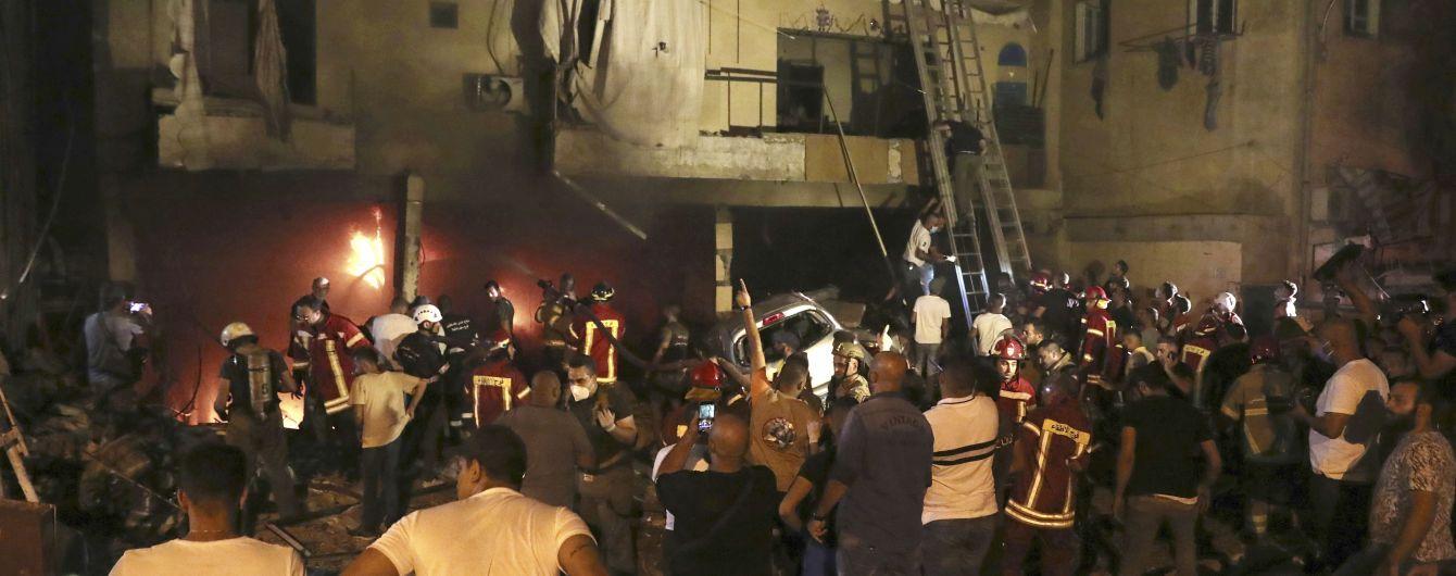 Взрыв в Бейруте унес жизни четырех человек