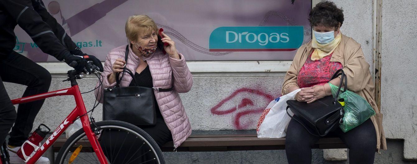 Коронавірус у Києві не вщухає: за добу виявили понад 500 хворих і зафіксували шість смертей