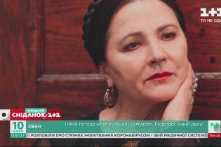 Народная артистка Украины Нина Матвиенко празднует день рождения