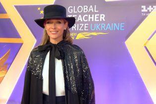 Українські зірки на урочистій церемонії Global Teacher Prize Ukraine 2020