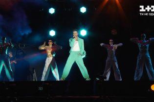 Зіркові гості на великому концерті Макса Барських у Києві