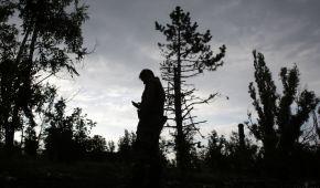Боевики нарушили перемирие неподалеку Марьинки: использовали стрелковое оружие