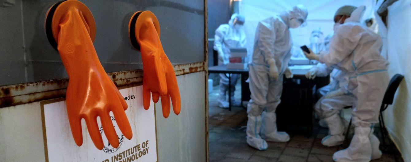 Коронавірус знову побив антирекорд за добу