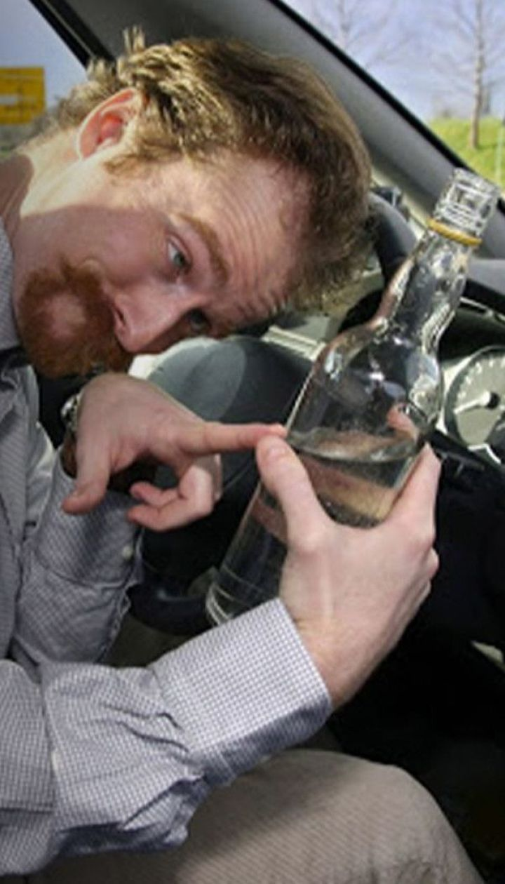 Пьяные убийцы: почему нельзя садиться за руль в нетрезвом состоянии
