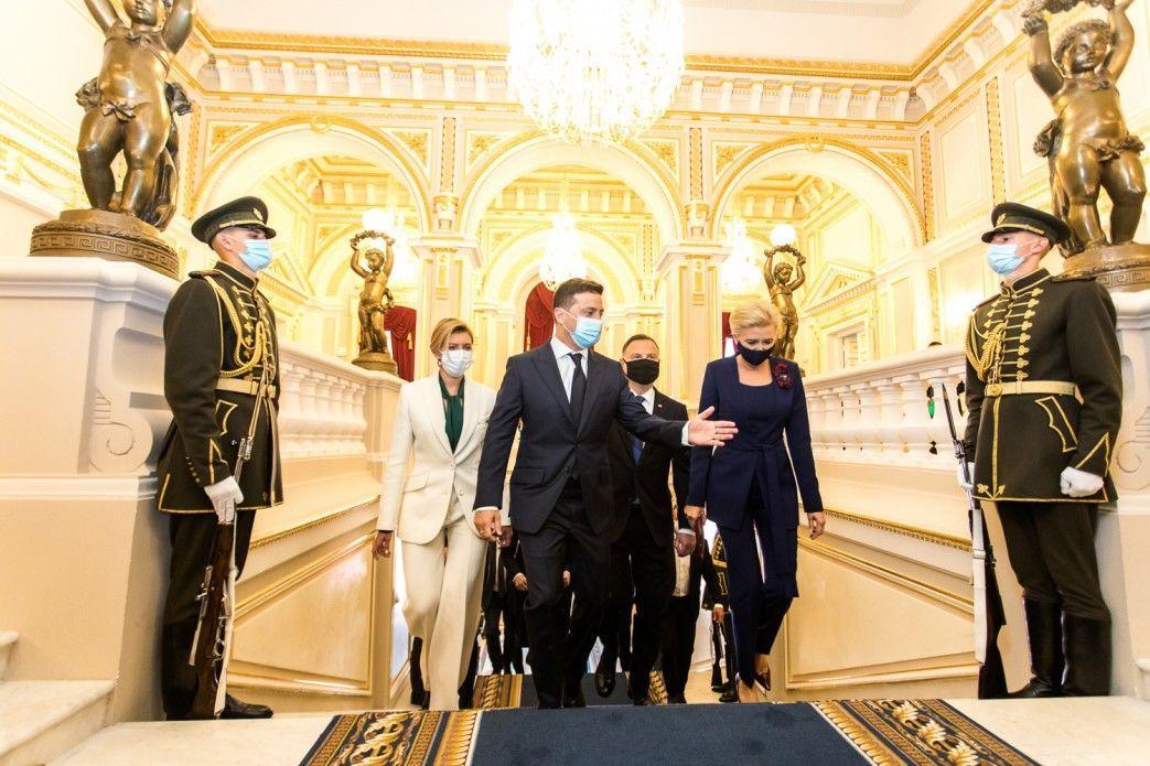 Олена Зеленська і Агата Корнхаузер-Дуда_2