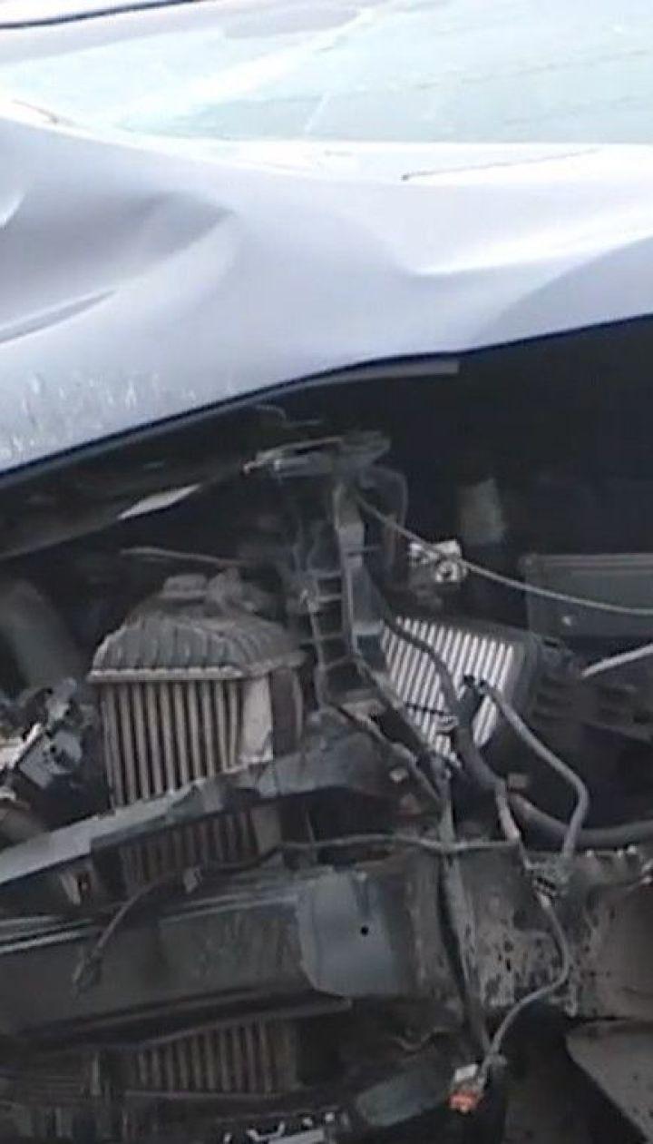 Смертельное ДТП: в Ровенской области внедорожник протаранил остановку