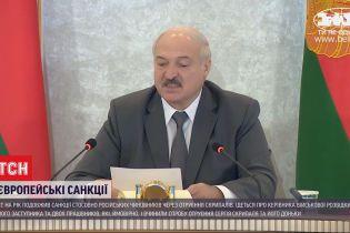 Лукашенко може опинитися в санкційному списку Євросоюзу