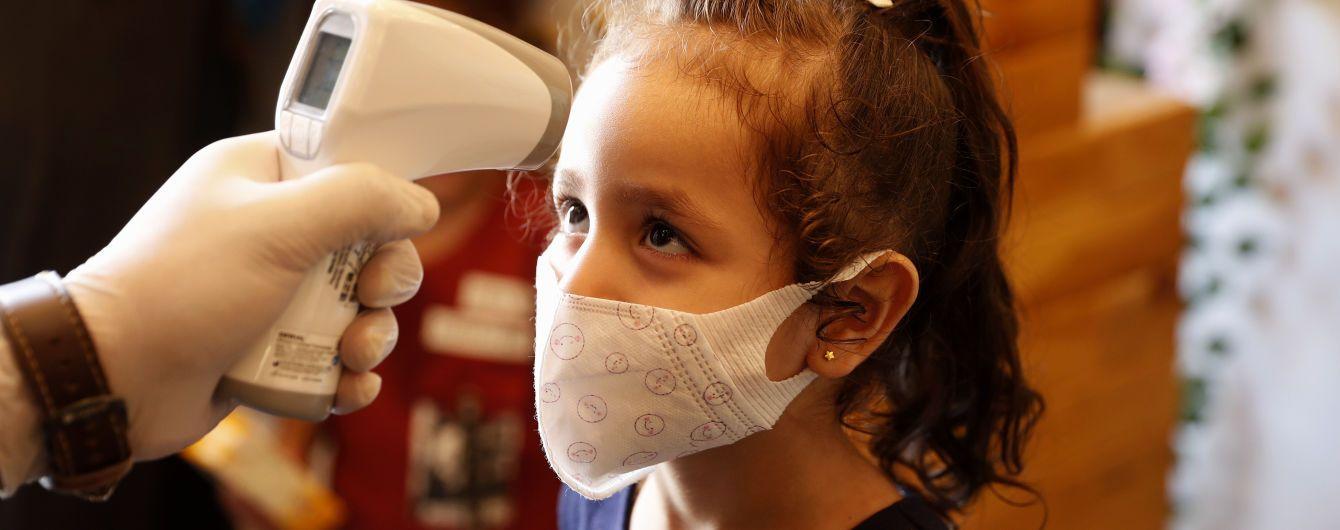 На Буковині заявили про рекордну кількість госпіталізованих дітей, а заражень коронавірусом вже понад 50 тисяч