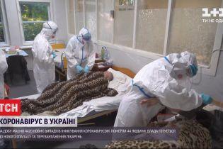 Коронавирус в Украине: власти готовят мобильные госпитали и обновляют карантинные зоны