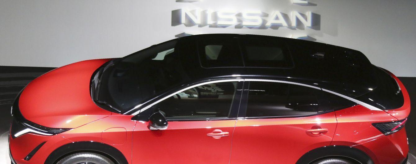 Nissan анонсировал премьеру нового кроссовера за 200 тысяч грн