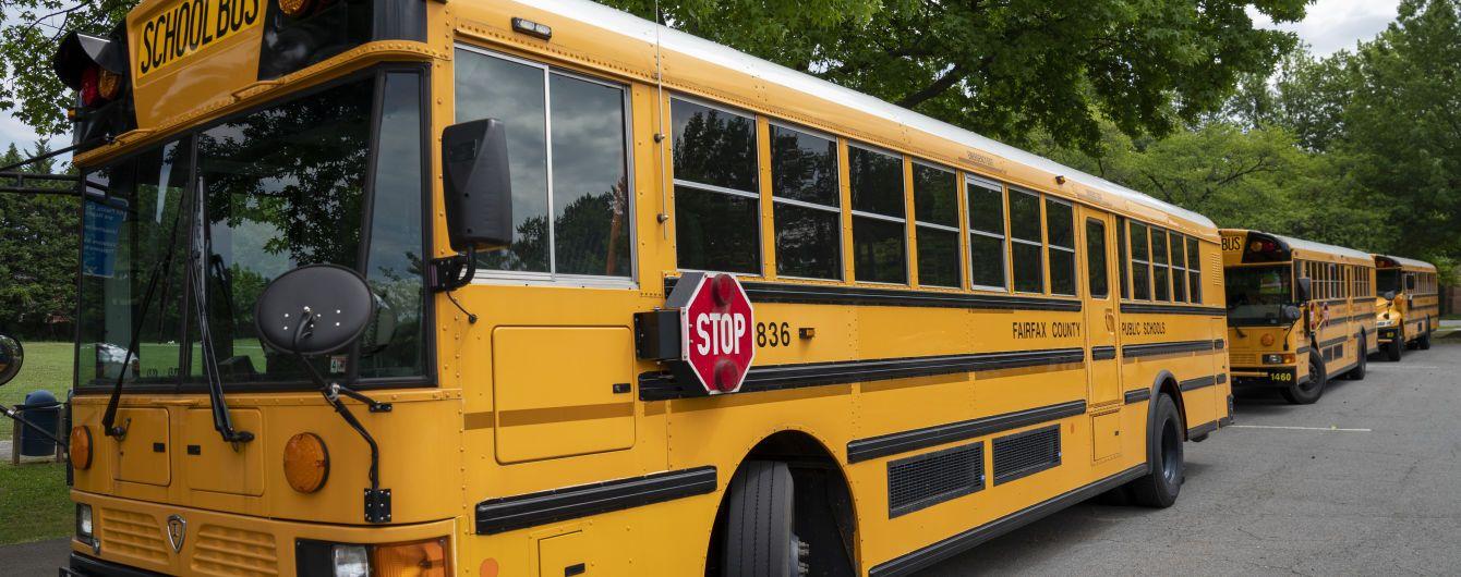 У США 11-річний хлопчик викрав шкільний автобус та влаштував перегони з поліцією