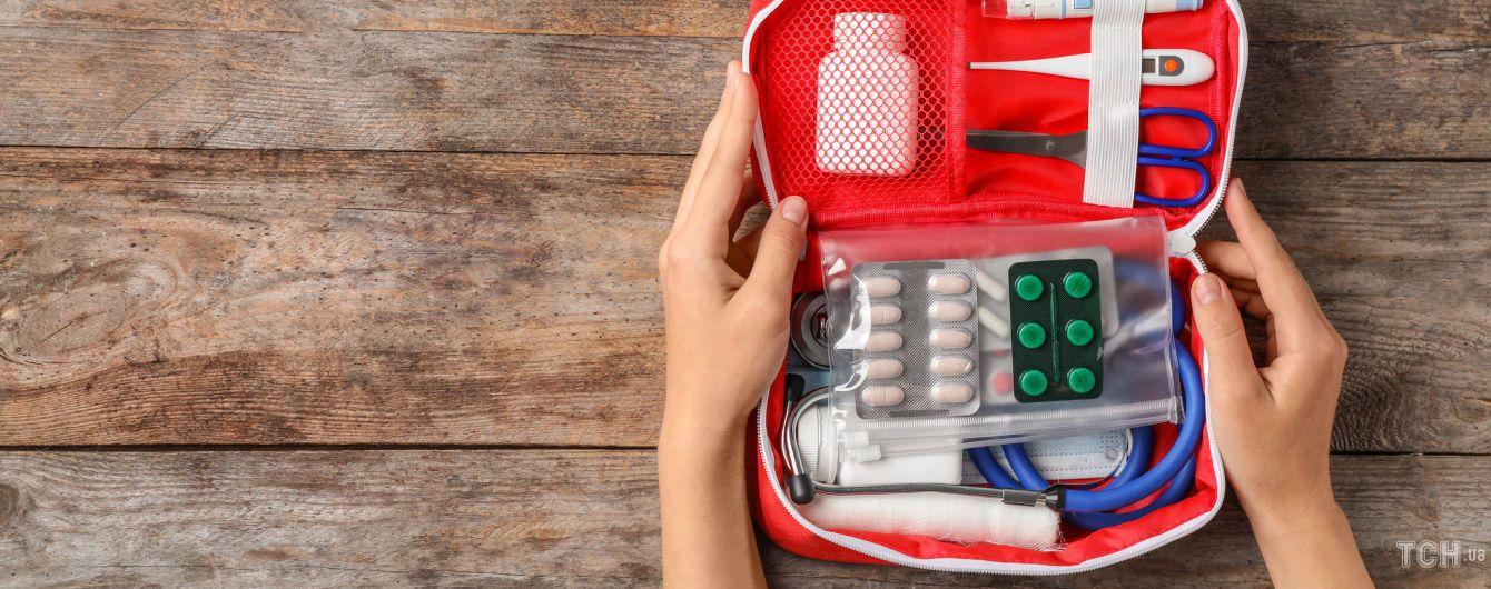 Собираем домашнюю аптечку: обезболивающие средства для детей и взрослых