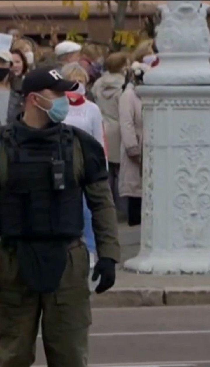 Массовые задержания в Беларуси: только в Минске арестовали почти 7 десятков человек