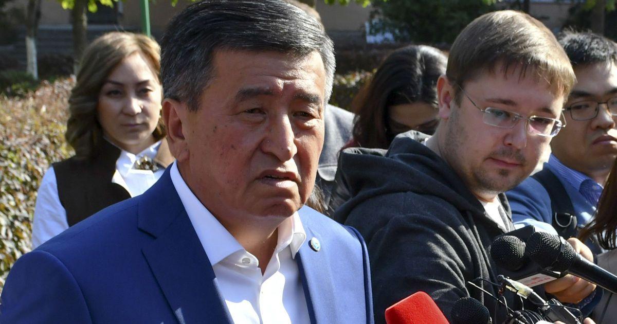 """Кворум не був забезпечений"": президент Киргизстану визнав незаконним призначення прем'єра"