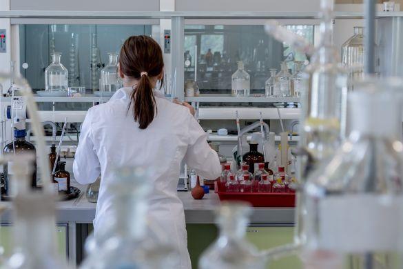 лабораторія, коронавірус, covid