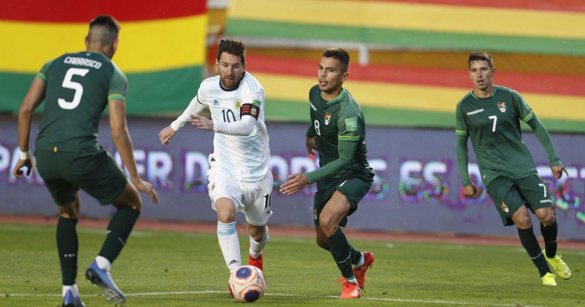 Чуть не подрались: матч сборной Аргентины завершился ссорой футболистов с участием Лионеля Месси