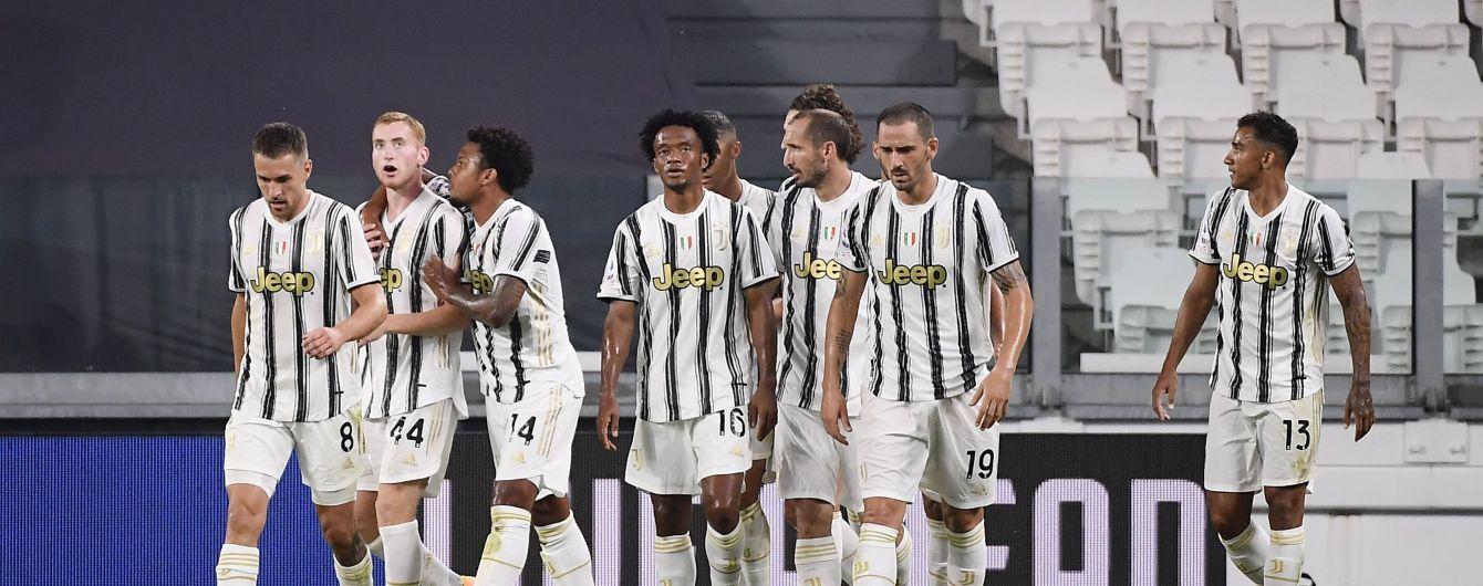 Серія А онлайн: результати матчів 4-го туру Чемпіонату Італії з футболу