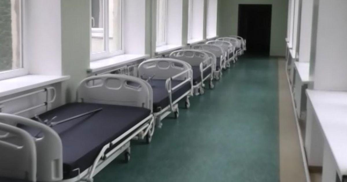 Пологовий у Луцьку хочуть переробити на шпиталь для хворих на COVID-19: медики проти