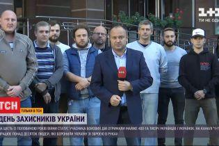 """На каналі """"1+1"""" працює більше десятка людей, які зі зброєю в руках захищали Україну"""