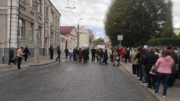 Протест лікарів у Луцьку_2