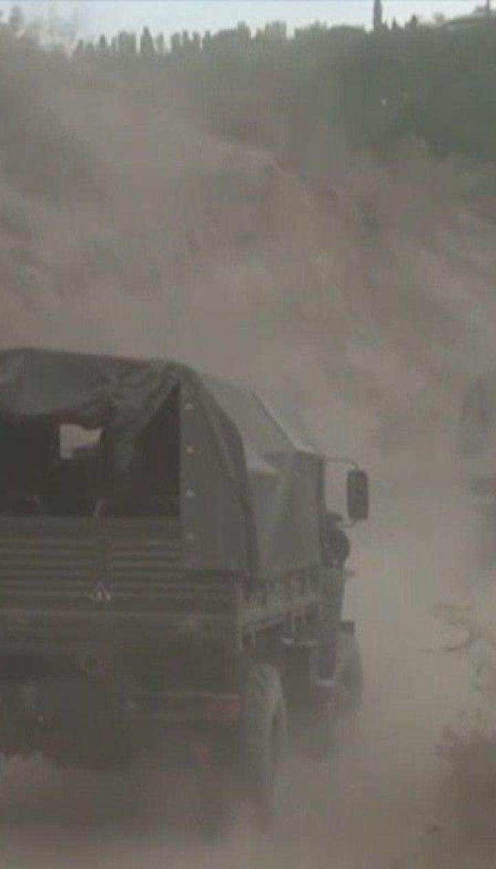 Карабахский конфликт: Азербайджан впервые признал, что нанес удар по территории Армении