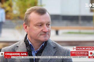 Міський голова Трускавця Руслан Козир про розвиток курорту і нові пандемічні умови