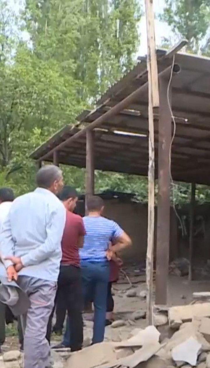 Конфликт в Нагорном Карабахе: Азербайджан впервые признал, что нанес удар по территории Армении