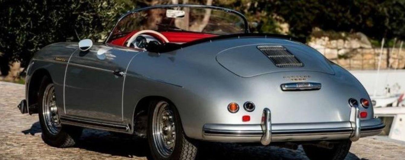 На продаж виставили 64-річний кабріолет Porsche за 770 тисяч доларів